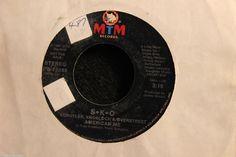 S-K-O Scuyler, Knobloch & Overstreet American Me 45-rpm Record