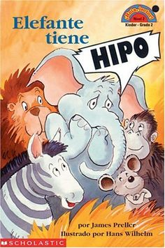 Learning Spanish with Children's Books {Part Two}-- Long list of Children's books in Spanish categorized according to teaching themes.