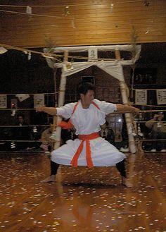 Spear dance-- Haaigawa kaguara