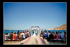 Go to Cabo and get married!!!  Amy Abbott Events will make all your dreams come true.