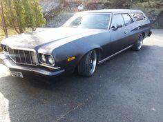 Black Torino 76 mod