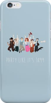 Newsies iPhone case I WANT IT. AND AN iPHONE.