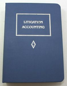 Litigation Accounting Berenblut & Rosen Book Accounting, Online Price, Store, Books, Ebay, Livros, Tent, Shop Local, Business Accounting