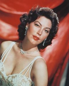 Ava Gardner Poster featuring the photograph Ava Gardner by Silver Screen Hollywood Stars, Hollywood Icons, Golden Age Of Hollywood, Vintage Hollywood, Hollywood Actresses, Classic Hollywood, Actors & Actresses, Divas, Classic Actresses