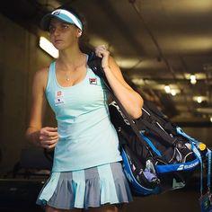 Karolina Pliskova #tunnelphoto #BNPPO16 #semifinalsnext #filatennis #babolat