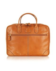 711f3d898a Life Leather - Soft Briefcase - Life Leather Soft Briefcase Brics  Continental zip closure and rigid