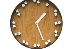 Diy Clock, Clock Decor, Diy Wall Decor, Diy Home Decor, Clock Ideas, Clock Craft, Bedroom Decor, Cool Clocks, Unique Wall Clocks