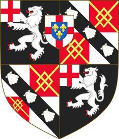The Dukes of Marlborough Coat of Arms