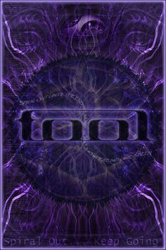 TOOL Spiral Out Keep Going by Spiral0utKeepGoing.deviantart.com on @deviantART