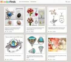 WonderFinds - Find jewelry to love! by dietpop on Etsy Ikea Makeup Storage, Free To Use Images, High Quality Images, Finding Yourself, Gallery Wall, Wallpaper, Frame, Fun, Etsy