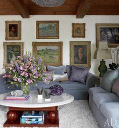 Elizabeth Taylor's home