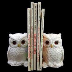 VINTAGE Collectible Napcoware Ceramic White Owl...