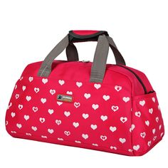 451c3d9c7b Women's Sport Bag with Sweet Hearts Print BUY NOW! Visit our webstore to  view more