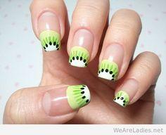 Fruit nails idea 2015