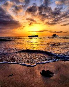 Celestial, Sunset, Beach, Nature, Outdoor, Outdoors, Naturaleza, The Beach, Beaches
