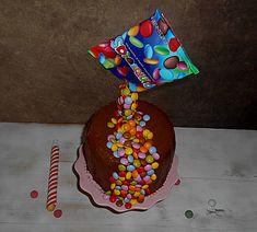 Coisas simples são a receita ...: Bolo de chocolate e frutos vermelhos e feliz Carna...