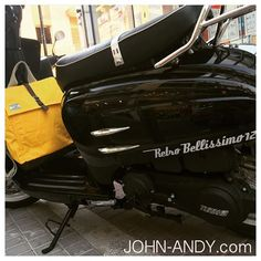 Vespa Retro, Retro Scooter, Bicycles, Slippers, Bike, Backpacks, Instagram Posts, Shoes, Zapatos