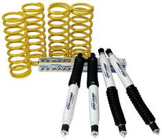 Off Road Suspension Systems