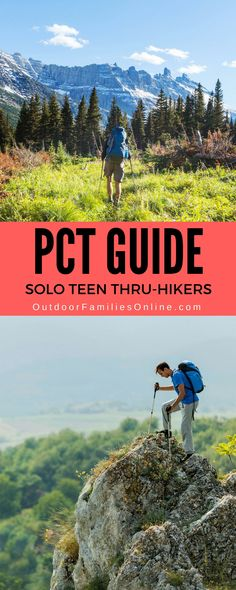"""HIking the Pacific Crest Trail alone, as a teenager? Most parents might say, """"No way,"""" but Nate's parents encouraged his PCT thru-hike adventure, every step of the way."""