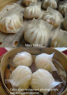 Recettes d'une Chinoise: Hakao, 5 an après...