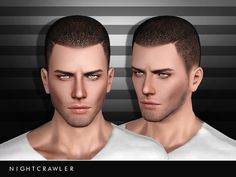 Short hair 05 for males by Nightcrawler - Sims 3 Downloads CC Caboodle