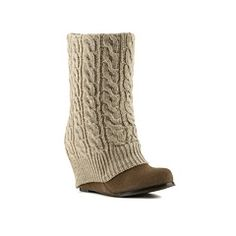 Steve Madden wedge boots! =) just ordered these from DSW! so stoked <3