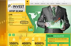 Powerful Investment Ltd HYIP Scam