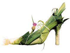 Stine Heilmann, Leek Shoe