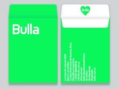 Bulla on Behance