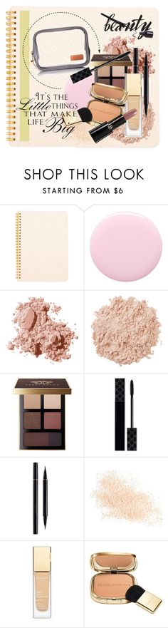 """""""Beauty on the Go!"""" by miss-image ❤ liked on Polyvore featuring beauty, Tri-coastal Design, Nails Inc., Bobbi Brown Cosmetics, La Mer, Gucci, SUQQU, Eve Lom, Clarins and Dolce&Gabbana"""