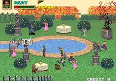 dead connection, taito, arcade game