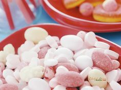 Colorful, romantic sweets c: