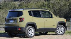 2015 Jeep Renegade [w/video]