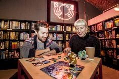 Think it's just you who loves spending an afternoon playing board games with your mates? Far from it! In fact, it's such a popular past-time that when the people behind Draughts set up their Kickst...