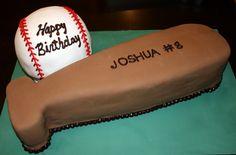 Image Detail for - Baseball cake
