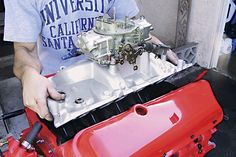 Building An Affordable Big Block Chevy Engine - Budget Rat