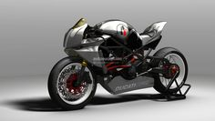 Jaw-Dropping Paolo Tesio Ducati Body Kits Available in 2014