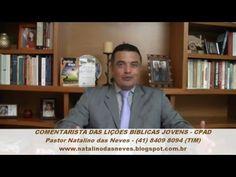 A Necessidade Espiritual dos Judeus - Pr. Natalino das Neves - EBDWeb