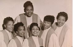 "Dorothy Love Coates was a composer (""I'm Holding"", ""Every Day Will Be Sunday""). She was also leading The (Original) Gospel Harmonettes, a female aggregation, who sang Gospel songs.  In fact, this group was formed in 1940, and its first members were Mildred Madison Miller, Odessa Glasgow Edwards, Vera Conner Kolls, Willie M. Brooks Newberry and their composer was Evelyn Starks."