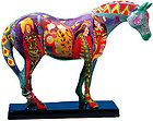 The Trail of Painted Ponies - On Common Ground #1470 - New w/ box - Collectible Figurine