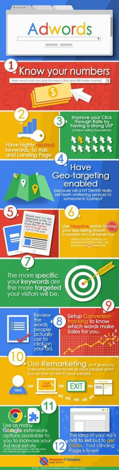 cool 12-steps-to-becoming-a-Google-AdWords-Expert-Infographic...