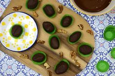Σοκολατάκια δαμάσκηνο — Paxxi