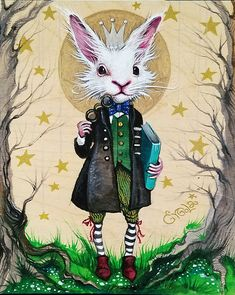 alice in wonderland art Lewis Carroll, Go Ask Alice, Adventures In Wonderland, Kawaii, Pop Surrealism, Through The Looking Glass, Framed Art Prints, Illustrators, Fairy Tales