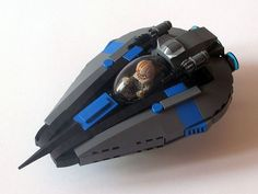 Image result for lego classic space a-wing moc Lego Pirate Ship, Lego Ship, Lego Spaceship, Lego System, Lego Mecha, Cool Lego Creations, Lego Design, Lego Models, Lego House