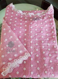 Ideas Embroidery Ideas For Shirts Clothes Simple Kurti Sleeves Design, Kurta Neck Design, Salwar Pattern, Kurti Patterns, Churidar Designs, Kurta Designs Women, Dress Neck Designs, Blouse Designs, Kurtha Designs