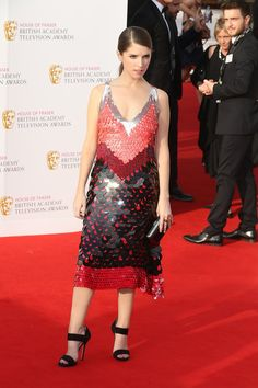 Pin for Later: Anna Kendrick Wears Every Style Star's Favorite New Red Carpet Dress