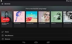 Descargar Spotify Music