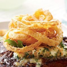 Onion Rings on Pinterest | Vidalia Onions, Onion Rings and Baked Onion ...