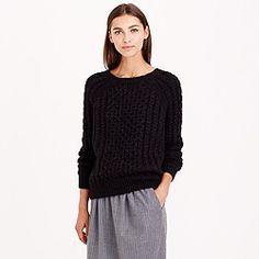 Nili Lotan® raglan nordic sweater