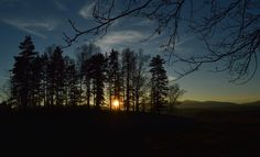 'dark zapad' by jakubferenk My Photos, Celestial, Sunset, Dark, Outdoor, Outdoors, Sunsets, Outdoor Games, The Great Outdoors